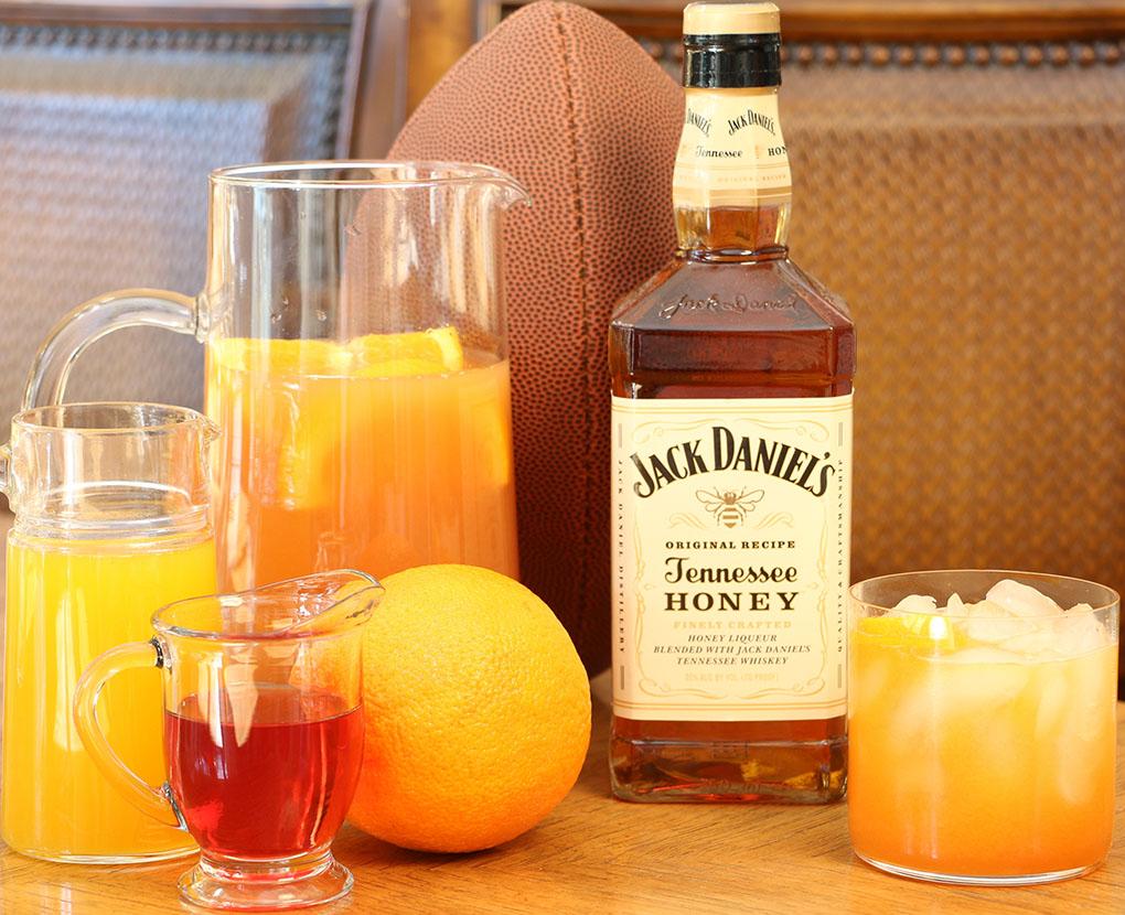 Jack Daniels Honey Recipes Food