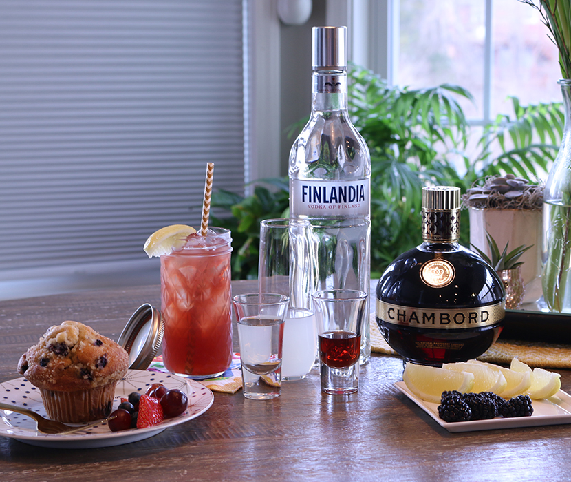 Chambord Vodka Lemonade