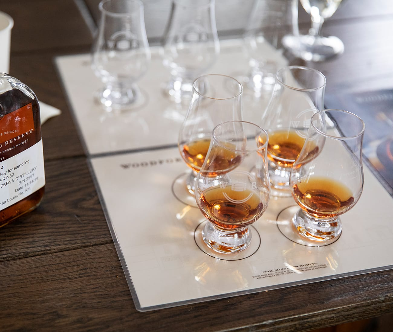 Image for Host a whiskey tasting
