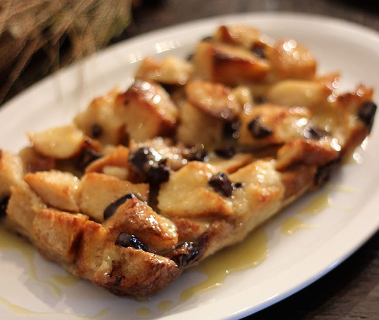 Image for Chocolate Bread Pudding with Woodford Reserve® Bourbon Sauce