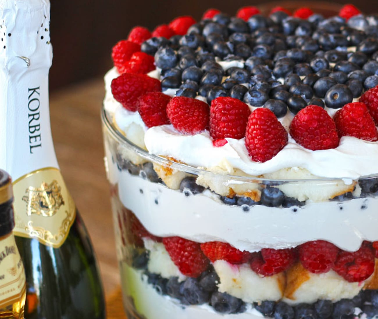 Image for Red, White & Blue Trifle