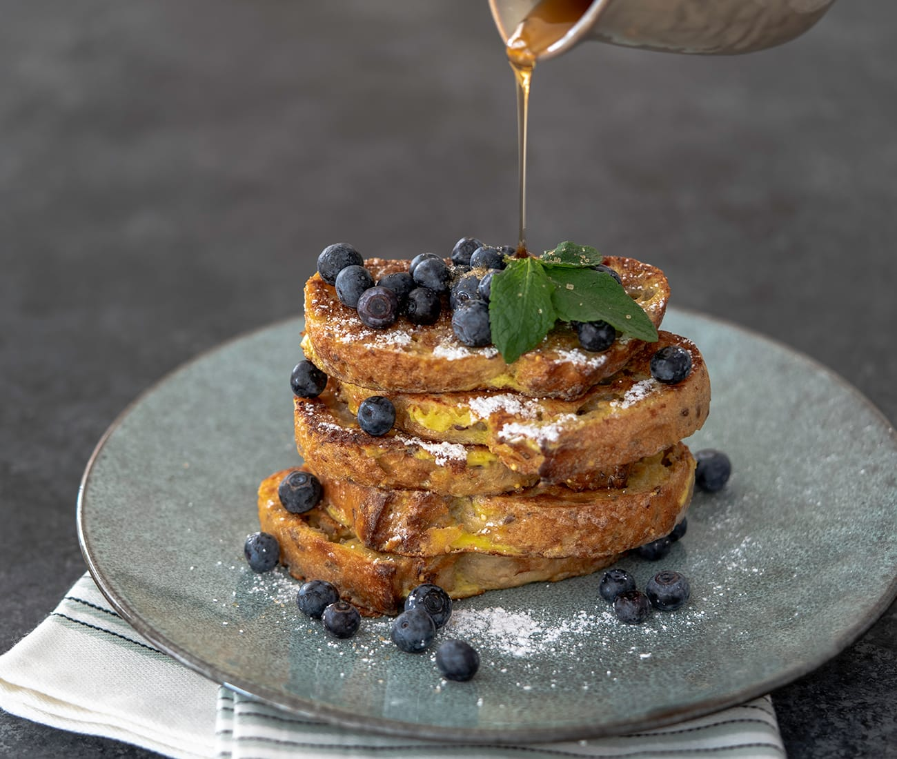 Image for Brie-Stuffed French Toast