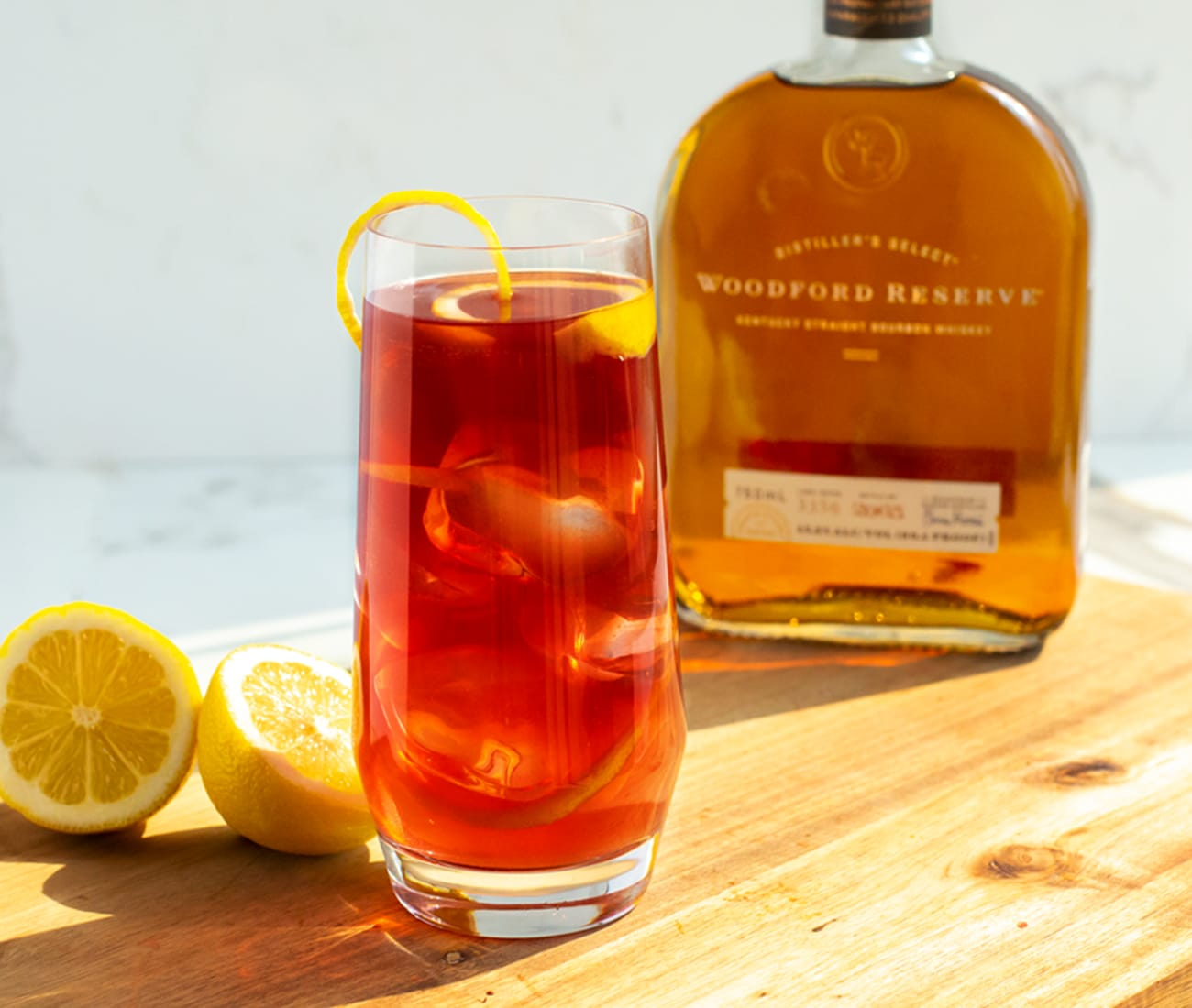 Image for Woodford Reserve® Bourbon Punch