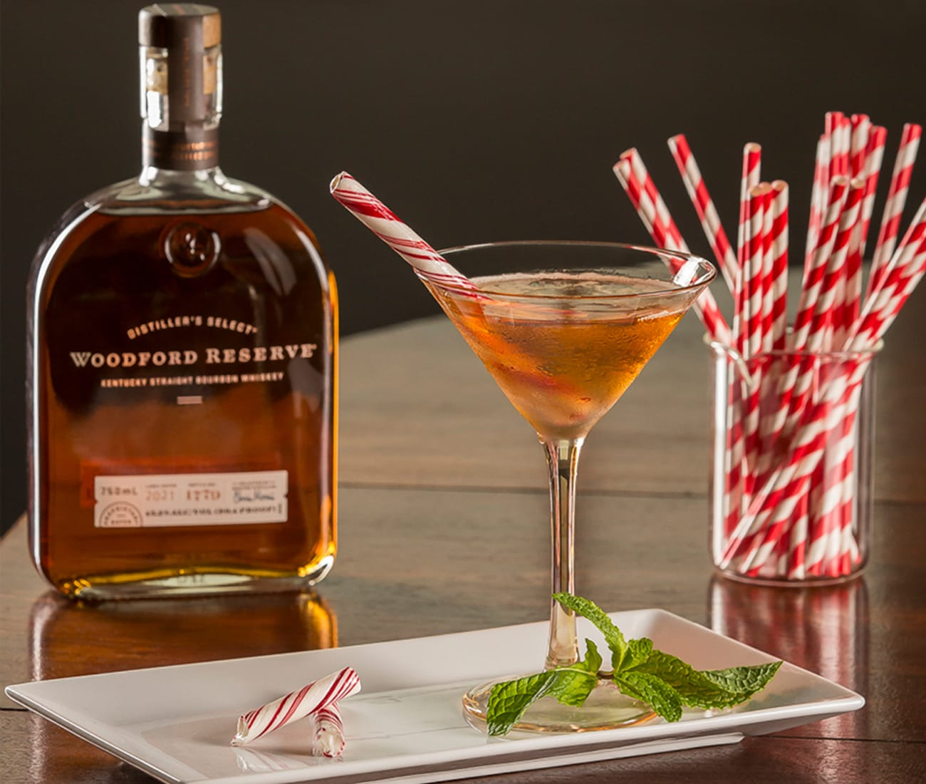 Image for Woodford Reserve® Candy Cane