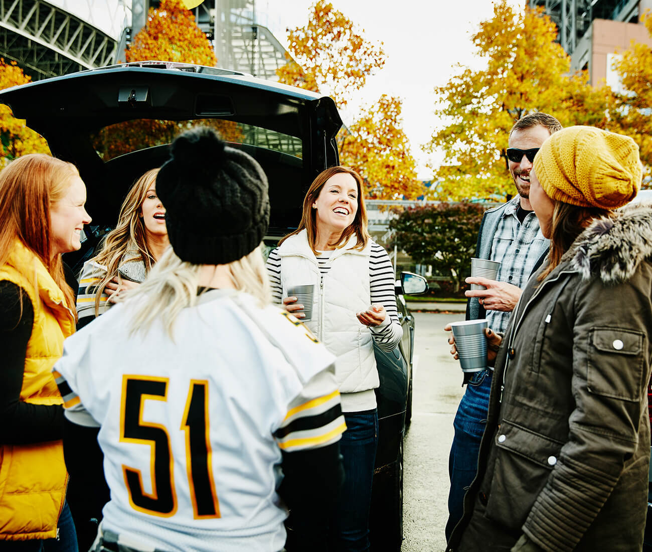 Image for Tailgate party planning ideas