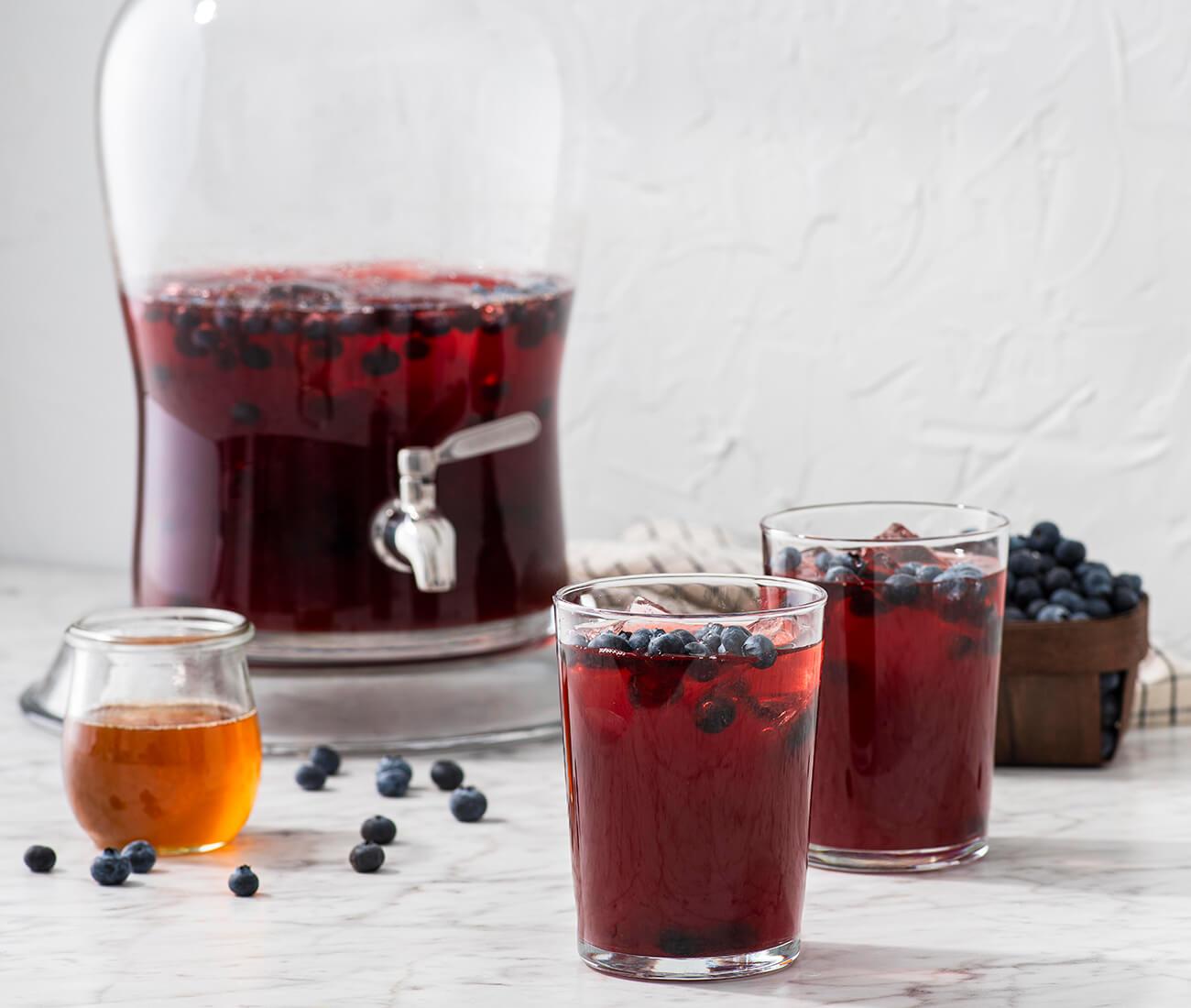 Image for Blueberry Honey Tea