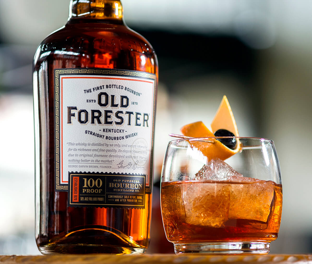 Image for Classic Old Fashioned
