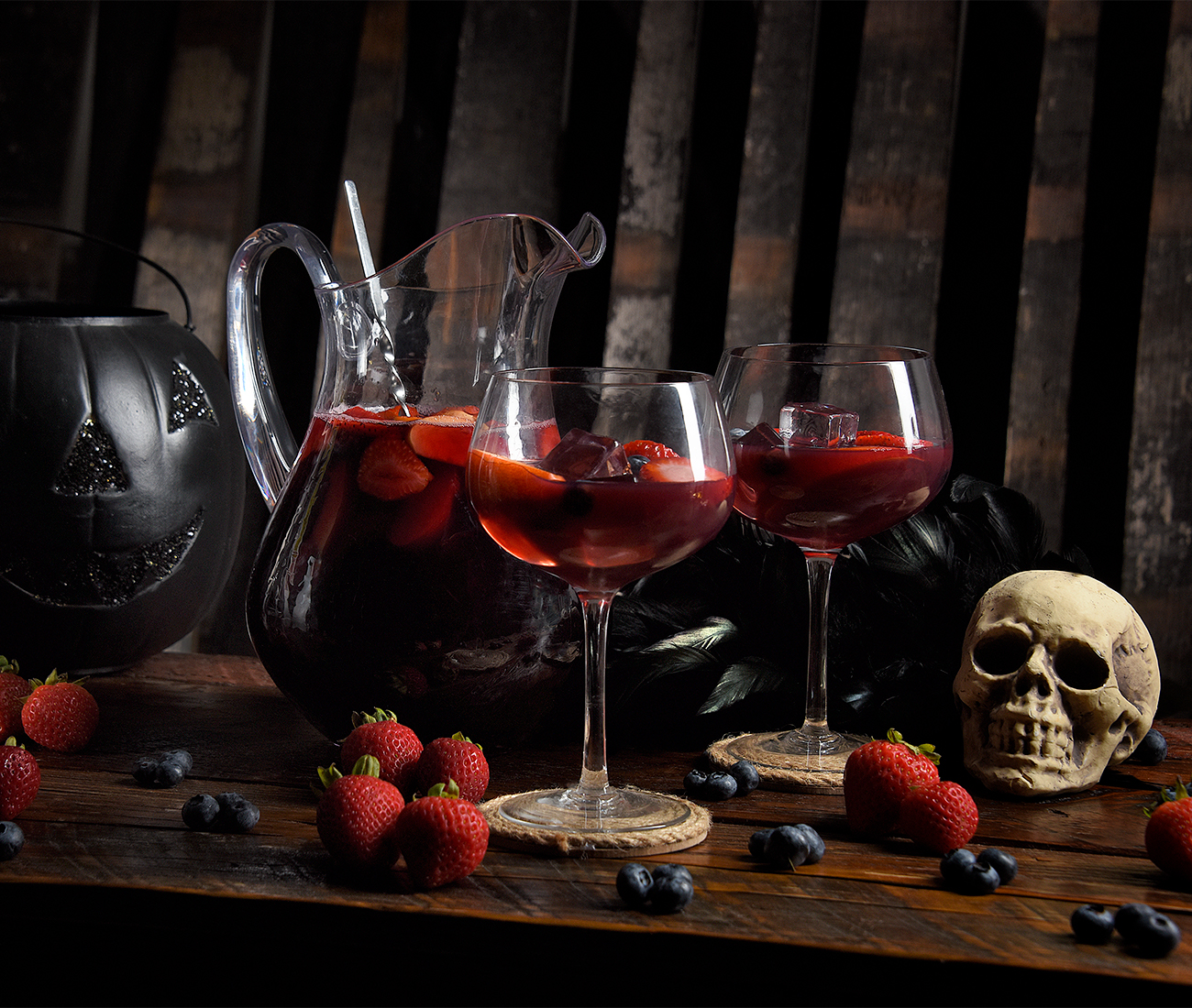 Image for Get spooky with a Halloween cocktail party