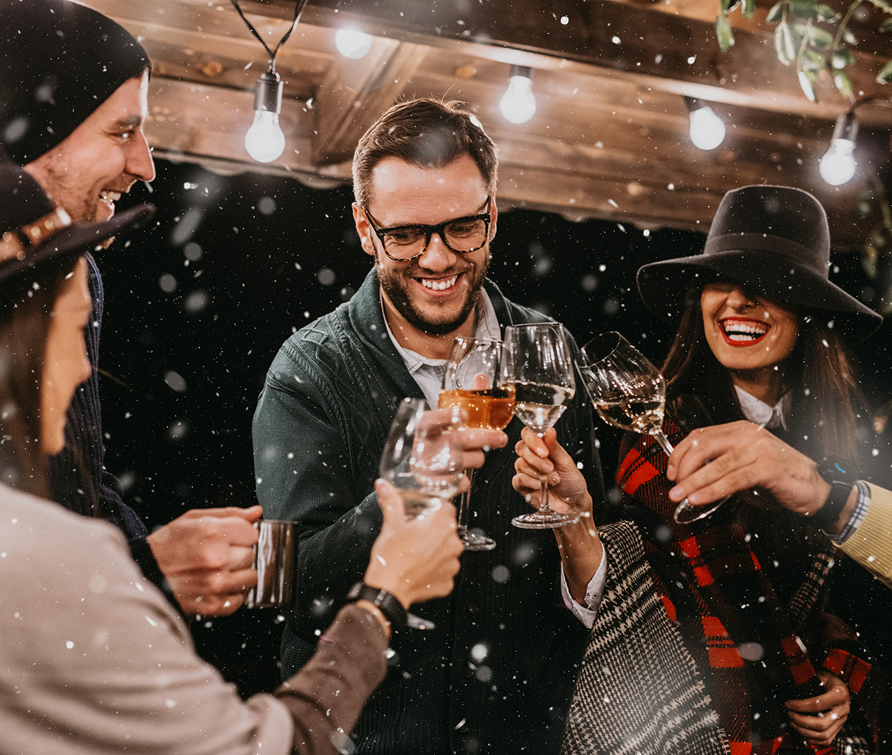Image for Host a holiday cocktail party